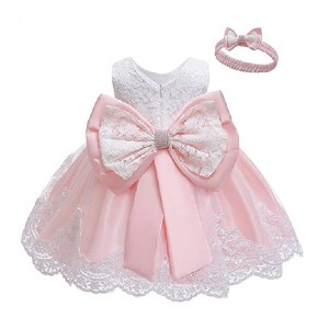 LZH Baby Dress - Best Party Wear Dress for Baby Girl: Best budget pick