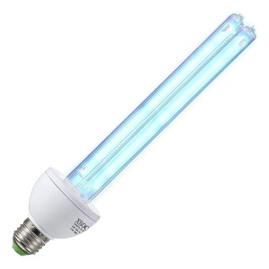 XBOCMY Lamp Compact Light Bulb E26  - Best UV-C Germicidal Lamp: No Special Connections Required