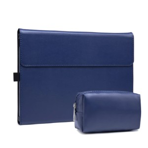 Laptop Bags MICROSOFT SURFACE PRO LEATHER LAPTOP SLEEVE - Best Laptop Cases: Laptop case with additional pouch