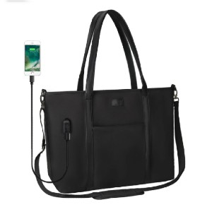 Relavel Laptop Tote Ba - Best Tote Bags for Laptops: Waterproof and Durable Materials