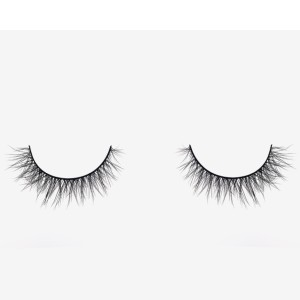 Velour Lash Next Door  - Best Lashes for Round Eyes: Innocent and Pure Look