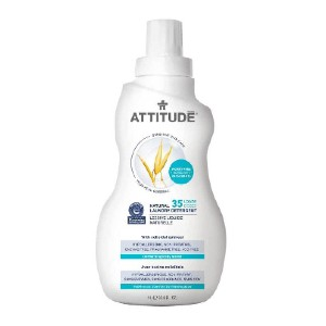 ATTITUDE Laundry Detergent - Best Baby Laundry Detergents: Dermatologically Tested