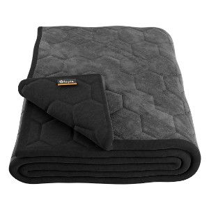 Layla Weighted Blanket - Best Weighted Blanket for Anxiety: A Hugging and Therapeutic Blanket