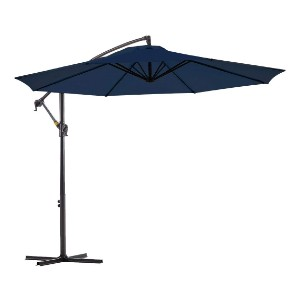 Le Conte Offset Umbrella 10ft Cantilever Patio - Best Price Patio Umbrella: Best bang for your buck