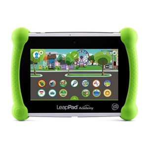 LeapFrog LeapPad Academy Kids' Learning Tablet - Best Tablets for Toddlers: For up to three accounts