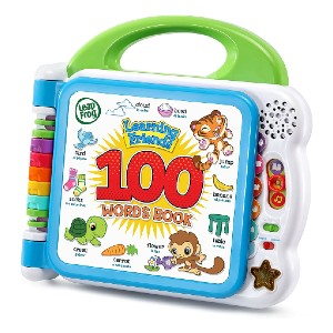 LeapFrog Learning Friends 100 Words Book - Best Educational Toys for 1-2 Year Olds: Magical book