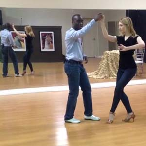 Udemy Learn How 2 Dance - Salsa (Advanced) - Best Online Salsa Classes: Be the most outstanding dancer in the club!