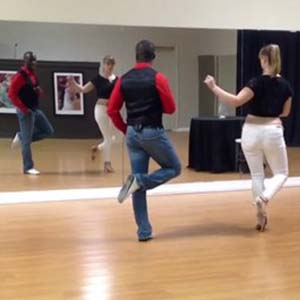 Udemy Learn How 2 Dance - Salsa (Shines/Footwork) - Best Online Salsa Classes: This class will bring you to the next level!