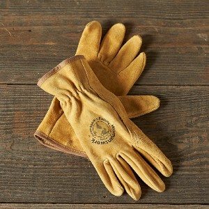 Womanswork Leather Gardening Gloves - Best Gardening Gloves for Women: Designed to Fit A Woman's Hands