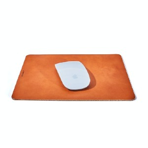 Grovemade Leather Mouse Pad - Best Mouse Pad for Magic Mouse: More than Just a Slab of Beautiful Leather