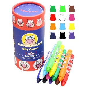 Lebze Washable Baby Crayon - Best Crayons for Baby: Safe Crayons