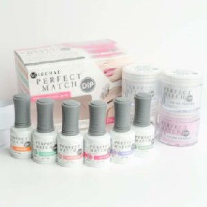 LeChat Professional French DIP Kit - Best Nail Dip Kit for Beginners: Natural Color Kit