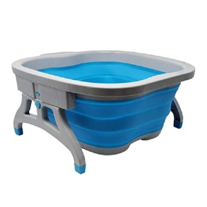 LeeBeauty Professional  Large Foot Soaking Tub - Best Foot Spa for the Money:  Best collapsible pick