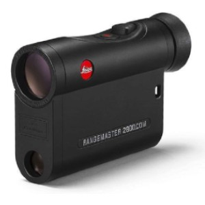 Leica Rangemaster CRF 2800.COM - Best Rangefinder for Long Range Shooting: Water and Dust Protection