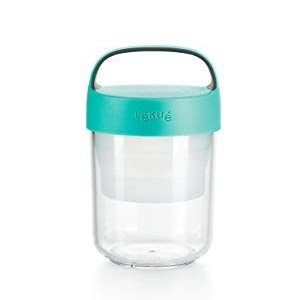 Lekue Food Storage Container - Best Leftover Food Storage Containers: No mixing or leaking