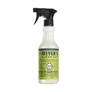 Mrs. Meyer's Lemon Verbena Multi-Surface Everyday Cleaner - Best Cleaning Solution for Tile Floors: Recyclable Outer Pack