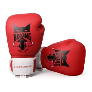Liberlupus Kids Boxing Gloves - Best Boxing Gloves for Kids: Breathable and Comfortable