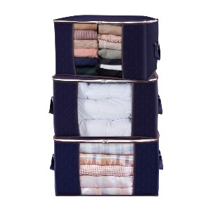 Lifewit Large Capacity Clothes Storage Bag - Best Storage Container Homes: Big capacity for big laundry