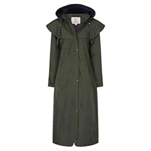 LightHouse Outback Womens Raincoat - Best Raincoats for Hiking: Long and fashionable