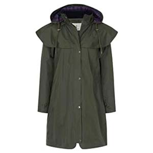 LightHouse  Outrider Womens Raincoat - Best Raincoats with a Suit: No more wet knees
