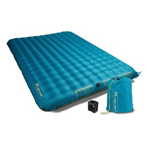 Lightspeed Outdoors 2 Person PVC-Free Air Bed Mattress - Best Sleeping Pads for Car Camping: Perfect for couple