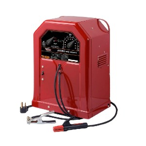 Lincoln Electric 225 Amp AC and 125 Amp DC Arc/Stick - Best Welding Machines: Ideal for Maintenance Repair, Fabrication