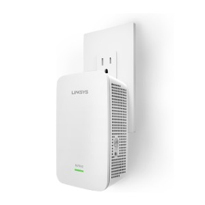 Linksys MAX-STREAM™ AC1900 - Best Wi-Fi Extender and Booster: Find the perfect spot