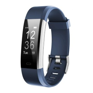 Lintelek Fitness Tracker - Best Health Watches for Seniors: Health Watch with GPS