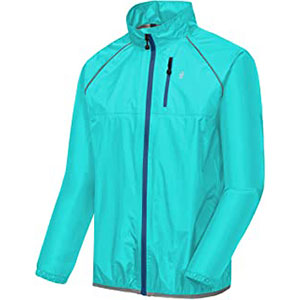 Little Donkey Andy Running Golf Rain Jacket - Best Rain Jackets for Running: Elastic Cuff and Vibrant Colors Available