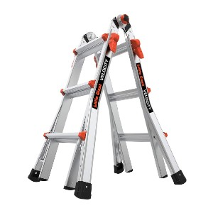 Little Giant 15413-001 - Best Ladders for Stairs: Many Unique Configurations