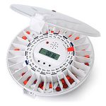 10 Recommendations: Best Pill Boxes with Alarm (Oct  2020): Clear Lid and Simply Flip