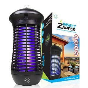 Livin' Well Livin' Well - Best Bug Zapper for Wasps: 8,000 hours lifespan