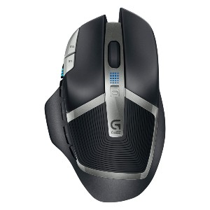 Logitech G602 - Best Wireless Mouse for Gaming: Long Life Buttons Rated to 20 Million Clicks
