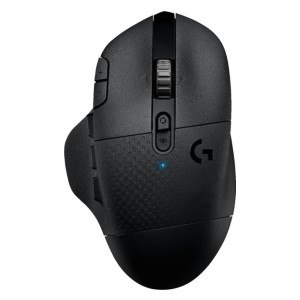 Logitech G604  - Best Wireless Mouse for Gaming: Dual Mode Hyper-Fast Scroll Wheel