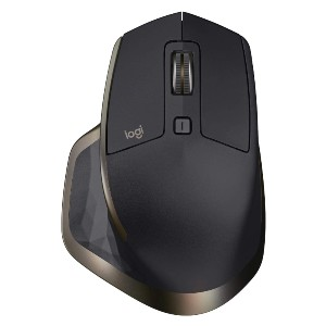 Logitech MX Master - Best Wireless Mouse for Gaming: Unique Thumb Wheel