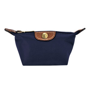 Longchamp LE PLIAGE ORIGINAL COIN PURSE - Best Wallet for Women: Coin purse for everything