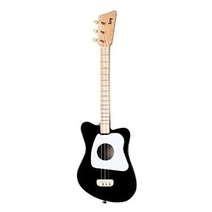 Loog Guitars Mini Acoustic Guitar for Children and Beginners - Best Musical Toys for 4-Year-Olds: Learning guitar is a breeze