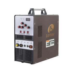 LOTOS 200 Amp TIG/Stick Square Wave Inverter Welder  - Best Welding Machines: Automatic Dual Voltage/Dual Frequency