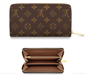 Louis Vuitton ZIPPY WALLET - Best Wallet for Women: Wallet that can hold everything