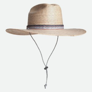 Huckberry Fishpond  Low Country Hat - Best Beach Hat Men: Attached Lanyard Keeps the Hat from Blowing Away