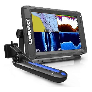Lowrance Elite-12 Ti - 12-inch Fish Finder - Best Fish Finders GPS Combo: Touchscreen Display