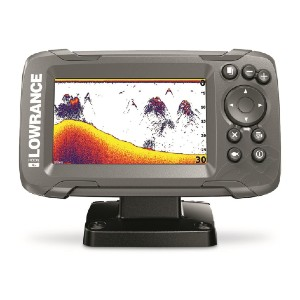 Lowrance HOOK2-4x Fish Finder - Best Fish Finders Under $200: Autotuning Sonar Changes
