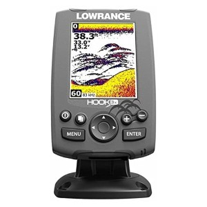 Lowrance Hook-3X Sonar - Best Fish Finders for Ice Fishing: Broadband Sounder