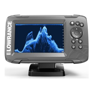 Lowrance HOOK2 - Best Fish Finders for Saltwater: Auto-Tuning Sonar