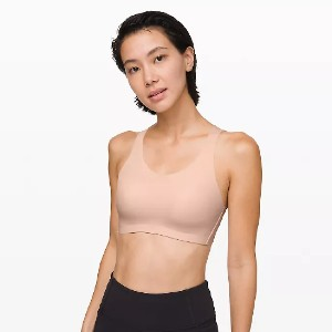 Lululemon Enlite Bra High Support - Best Sport Bra for Small Chest: Natural Shape Sports Bra