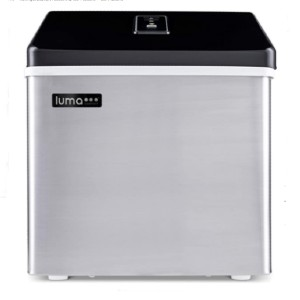 Luma Comfort Portable Clear Ice Maker - Best Portable Ice Maker: Produces Ice with Restaurant Quality