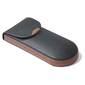 M-world Slim, Light, Semi-Hard Eye Glasses Case - Best Glasses Cases: Minimalist and protective