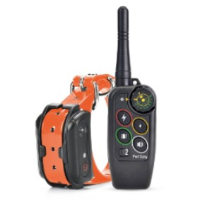 PetSpy M686  - Best Dog Collar Trainer: Helps Correct Barking and Wandering Off