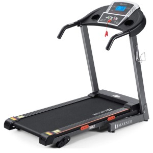 MARNUR Electric Folding Treadmills - Best Treadmills for Small Spaces: Space Saving and Holders