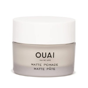 Ouai MATTE POMADE - Best Pomade for Long Hair: Adds Definition to Both Short and Long Hair